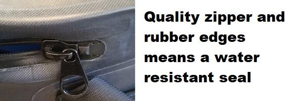 enkeeo soft cooler zipper