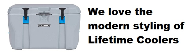 lifetime cooler styling