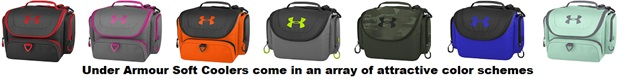 under armour cooler color options