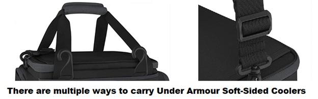 under armour cooler straps