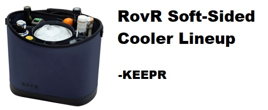 rovr cooler keepr soft cooler
