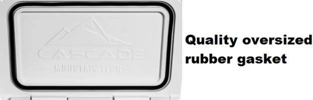 cascade mountain tech cooler rubber gasket