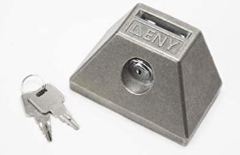Deny Security Locks Key